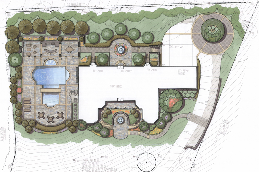 Master Plans - Landscape Architecture | The Penland Studio